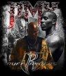 画像2: CROWOVER DMX RAP TEE BLACK / クロウオーバー 半袖 プリント Tシャツ ブラック (2)
