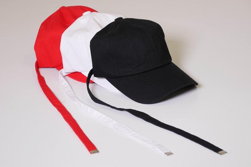 EXTRA LONG STRAP DAD HAT   再入荷! エクストラ ロング ストラップ キャップ fccdcf925340